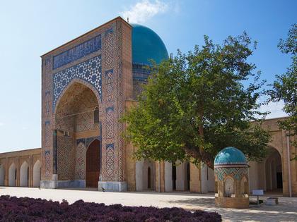 Two-day Samarkand & Shahrisabz Tour