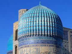 Сборный тур на майские праздники в Узбекистан