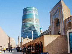 Сборный майский тур в Узбекистан