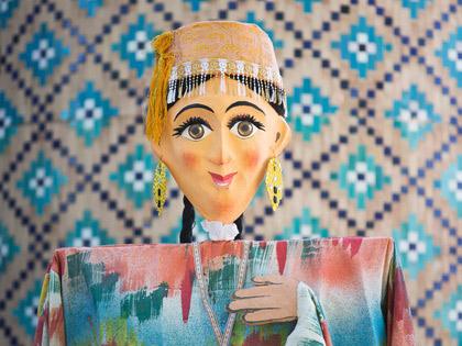 Bukhara Silk & Spice Festival Tour