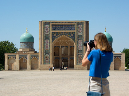 Solo Friendly Uzbekistan Tour 2019
