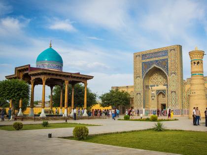 Uzbekistan Pilgrimage Tour: Tashkent, Bukhara, Samarkand, Termez