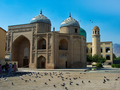 Tour to Khujand, Tajikistan
