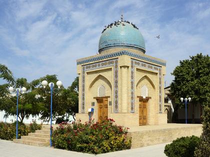 Uzbekistan Train Tour: Tashkent, Khiva, Bukhara, Samarkand