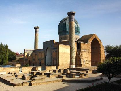 Uzbekistan Train Tour 3: Samarkand, Bukhara
