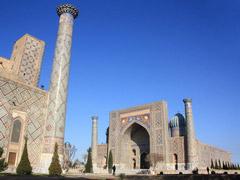 Uzbekistan Train Tour: Tashkent, Ferghana Valley, Bukhara, Samarkand