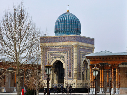 Uzbekistan Muslim Tour: Islamic Art and History