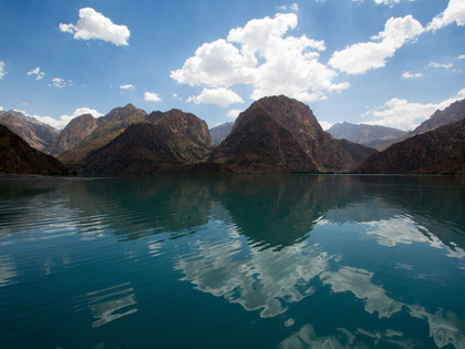 Uzbekistan-Tajikistan Small Group Tour with Scheduled Dates, 2018