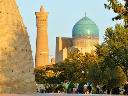 Uzbekistan Tour 1: Tours to Bukhara and Samarkand