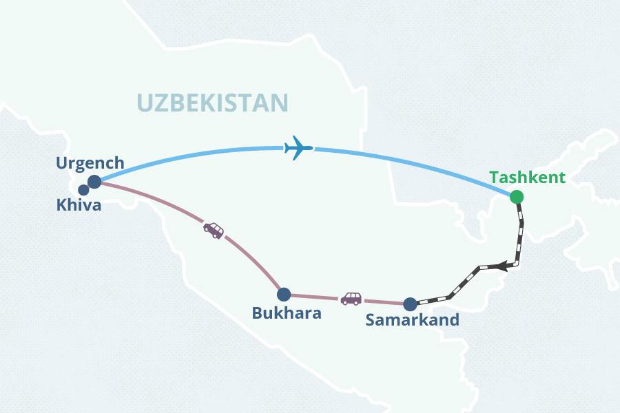 Tashkent Tour Reviews