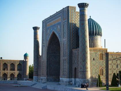 Uzbekistan Tour to Khiva, Nukus, Moynak, Bukhara, Shakhrisabz, Samarkand and Tashkent