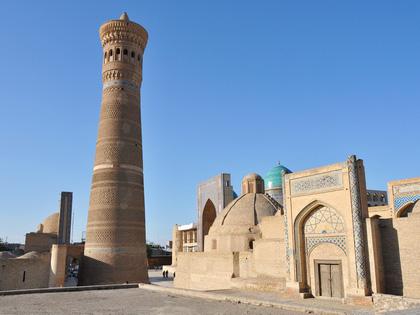 Uzbekistan Tour to Bukhara, Shakhrisabz, Samarkand and Tashkent