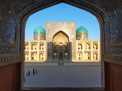Uzbekistan Tour: Tashkent, Kokand, Fergana, Margilan, Rishtan, Samarkand, Bukhara and Khiva