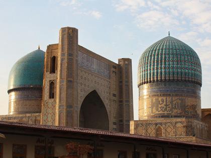 Uzbekistan Tour 8: Tours to Tashkent, Nukus, Muynak, Khiva, Bukhara, Sentyab village and Samarkand