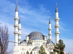 Uzbekistan Turkmenistan Tour - 6: Ashgabat, Dashoguz, Mary, Merv, Kunya-Urgench, Khiva, Bukhara, Samarkand, Tashkent