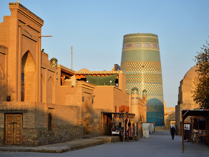 Weekend Tour - 1: Khiva, Tours to Uzbekistan