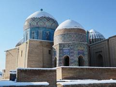 Сборный тур в Узбекистан на новогодние каникулы 2018