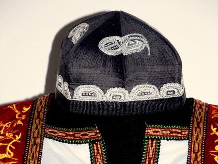 Uzbekistan traditional hat LxlihASXRL