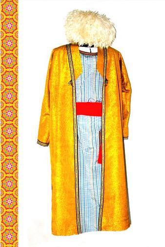 Традиционная узбекская одежда Ташкент Традиционная узбекская одежда