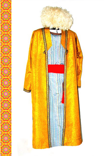 Traditional Uzbek Clothes