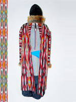 Karakalpak traditional clothing