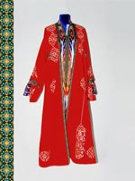Traditional Uzbek clothing