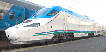 Uzbekistan Railways