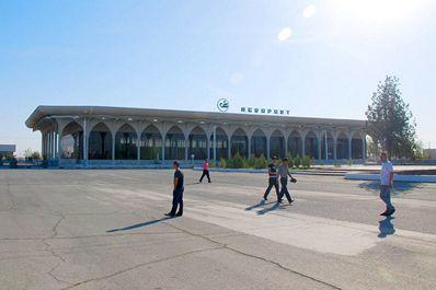 Urgench Airport, Uzbekistan