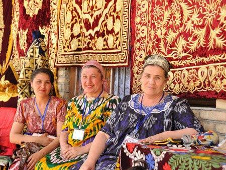 Famous people of Uzbekistan