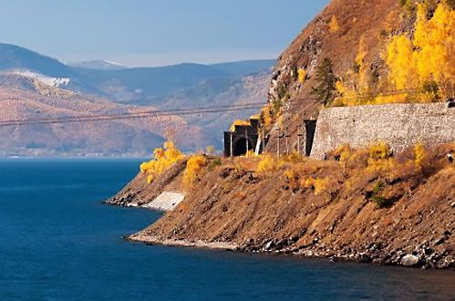 The Circum Baikal Railway En Route Of Baikal Legends