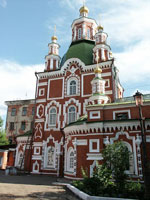 Intercession Cathedral, Krasnoyarsk