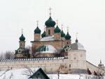 Goritsky Monastery, Pereslavl-Zalesski