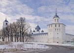Nikitsky Monastery, Pereslavl-Zalesski