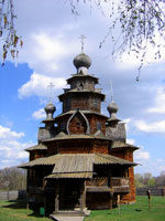 Museum of Wooden Architecture, Suzdal