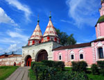 Monastery of Deposition of the Robe, Suzdal
