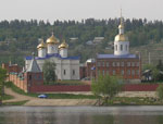 Church of the Annunciation of the Mother of God, Togliatti