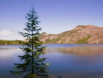 Lake Dvargalaak. Republic of Sakha. Yakutia