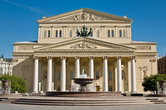 Bolshoi Theater in Moscow, Russian Culture