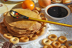 Russian Baked Goods, Blini