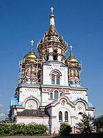The Orthodox Church of the nineteenth century, Irkutsk
