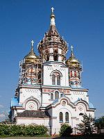 The Orthodox Church of the nineteenth century, Irkutsk