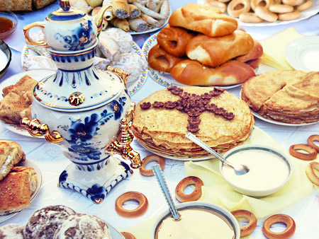 Russian Maslenitsa, Traditions of Russia