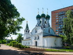 Assumption church, Nizhny Novgorod