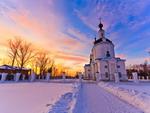 Orthodox church, Nizhny Novgorod