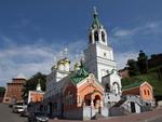 Orthodox Church of St. John the Baptist, Nizhny Novgorod