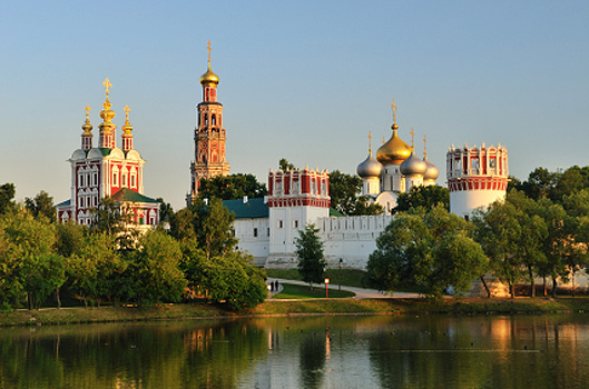 Novodevichy Convent is one of the most significant landmarks of Moscow