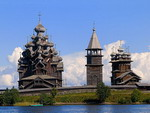 Church of the Holy Transfiguration and Church of the Holy Intercession and on the island of Kizhi, Petrozavodsk