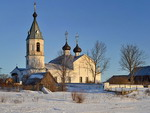 Peter and Paul Church, Pskov