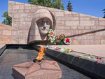 Unknown Soldier monument, Samara