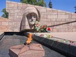 Unknown Soldier monument, Samara